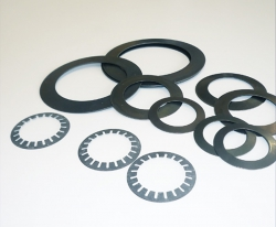 WASHERS FOR BALL BEARINGS